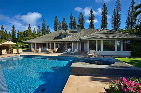 maui house rentals maui holiday rentals villas hawaii fabulous homes by luxury retreats