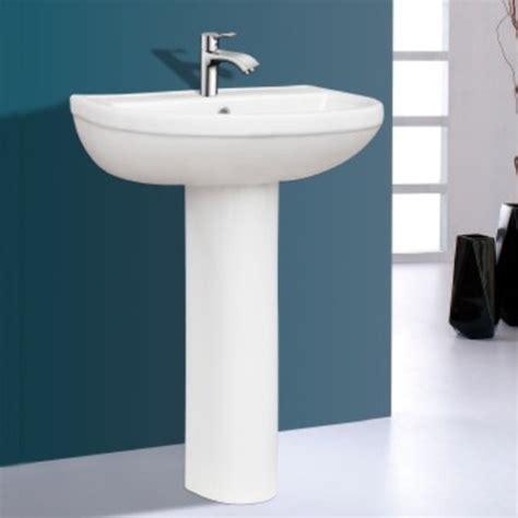 Modern Bathroom Pedestal Sink - lavabos para ba 241 o economicos dikidu com