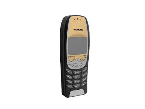 mobile phone models nokia cell phone 3d model 3ds max files free