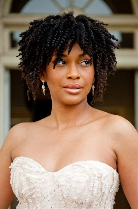 bridesmaid hairstyles natural hair pretty curls natural hair inspiration for african