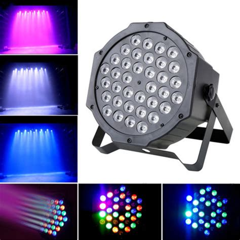 Led Stage Lighting Fixtures Sale Led Magic Par 36 Rgb Led Stage Light Effect Disco Dj Bar Effect Up
