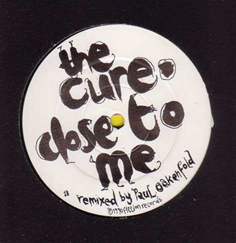 Closet To Me by The Cure Collection Walked In Line Records