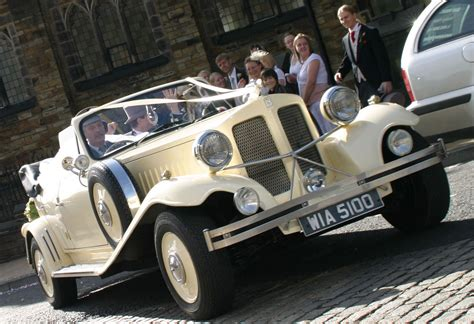 Wedding Car by Wedding Cars