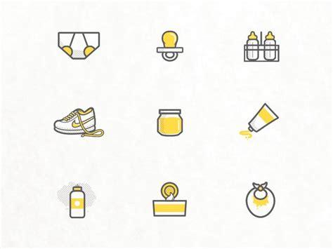 design icon kandivali east baby icons 명함 및 로고