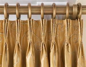 Pinch Pleat Curtain Rods Pinch Pleated Drapes For Traverse Rods Bing Images