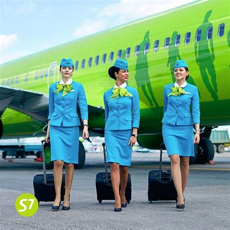 cabin crew direct s7 russia by s7airlines official via instagram air