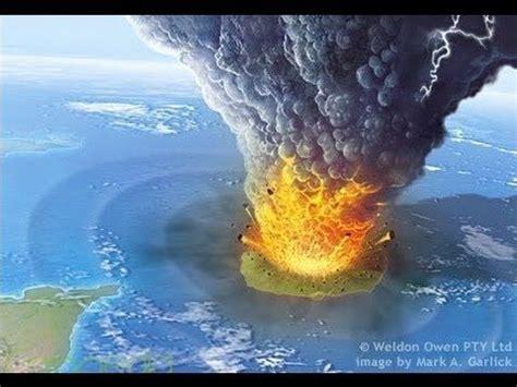 detik detik gunung agung meletus video amatir detik detik letusan anak gunung krakatau 2010