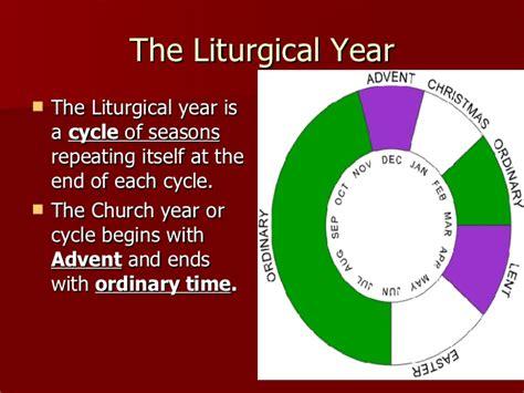 seasons of the church year episcopal