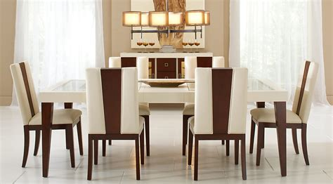 room to go dining sets table and chairs living room living room