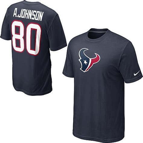 youth blue andre johnson 80 jersey valuable p 1515 nike houston texans 80 andre johnson name number nfl t