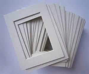 16 16x20 pre cut mats matboard white with