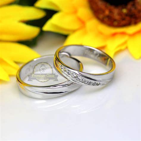 Cincin Nikah Kawin Palladium Item 99 cincin kawin palladium p145wg jual cincin palladium