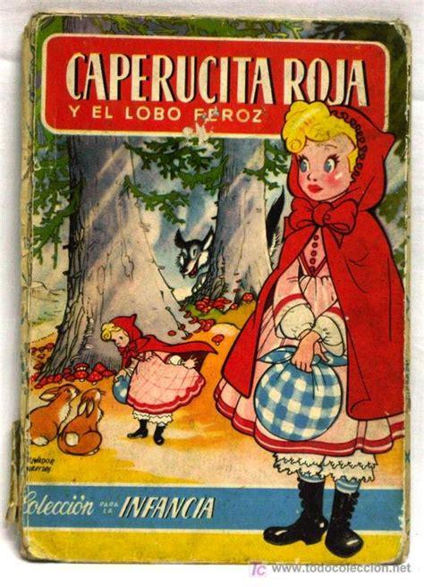 libro andalucia roja y la caperucita roja y el lobo feroz colecci 243 n para comprar libros antiguos de cuentos en