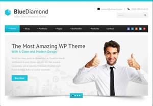 Wordpress Business Website Templates 30 Fresh Wordpress Business Themes Webdesigner Depot