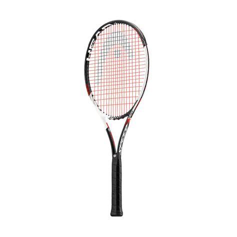 Raket Tenis Graphene Xt Rev Pro jual speed pro graphene touch xt unstrung grip 2 raket tenis black white