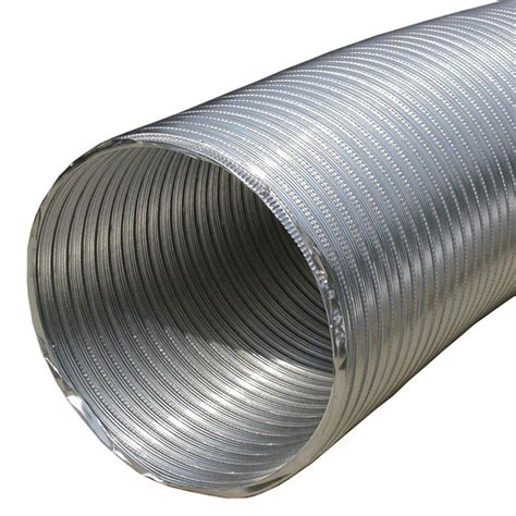 4 in x 5 ft metal duct pipe cp4x60 the home depot