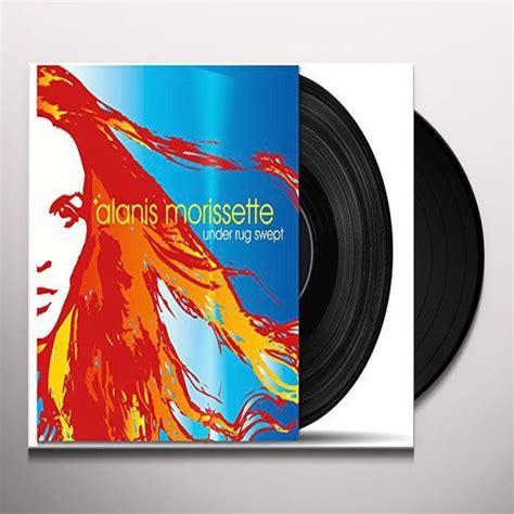 alanis morissette rug swept vinyl record - Alanis Morissette Rug Swept Vinyl