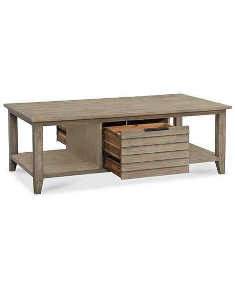 kips bay coffee table furniture kips bay coffee table created for macy s