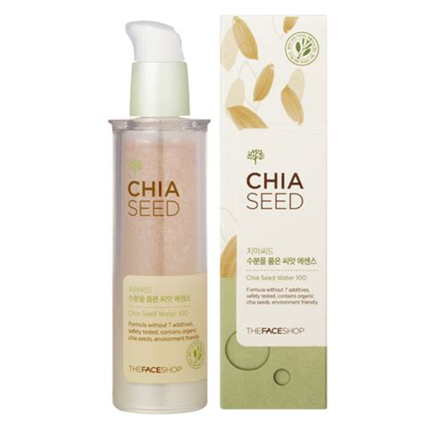Jual The Shop Chia Seed jual the shop chia seed moisture holding seed essence