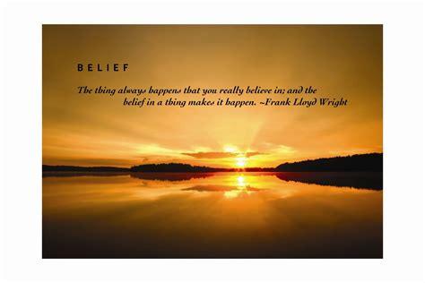 belief it s my the power of belief