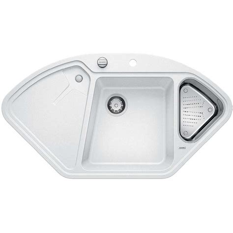 kitchen sink co blanco delta ii white silgranit sink kitchen sinks taps
