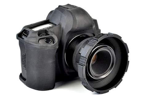 rugged dslr armor protects your dslr with rugged silicone digital trends