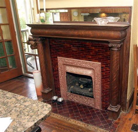 1930s Fireplace Tiles by 35 Best Images About Tiled Fireplaces On