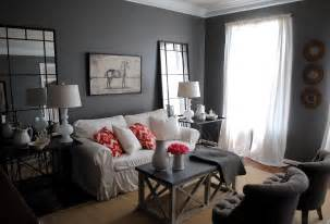 Gray Living Room Walls My Living Room The Big Reveal Amp Huge Giveaway The