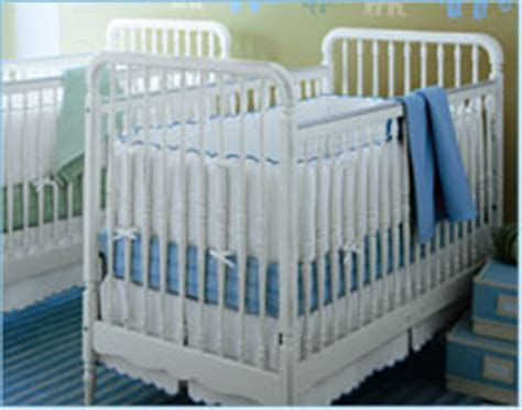 safety recall pottery barn drop side cribs recalled