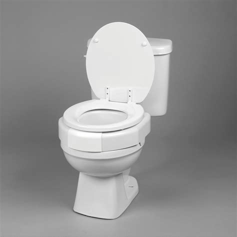 secure toilet seat maxiaids secure bolt elevated toilet seat