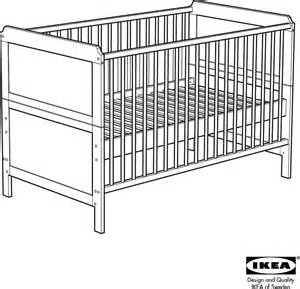Ikea Toddler Bed Directions Ikea Crib Aa 233525 2 User Guide Manualsonline