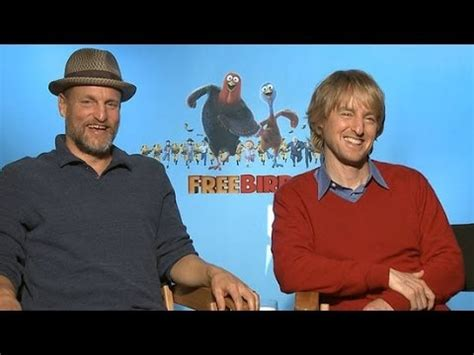 woody harrelson looks like owen wilson woody harrelson mocks zoolander 2 in front of owen wilson
