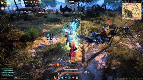 black desert online indonesia black desert online high level witch gameplay doovi