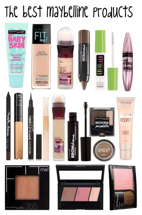 Maskara Gel Maybelline quot the best maybelline products quot by sabrinagirl17 liked on polyvore featuring and