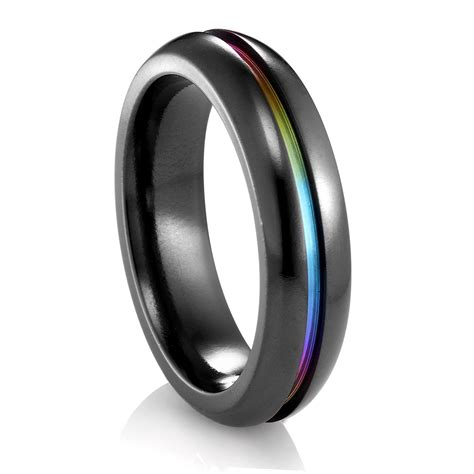 Titanium Rings by Black Titanium Rings For Www Pixshark Images