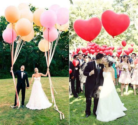 decoracion de iglesia para boda con globos bodas con globos ideas chulas para bodas pinterest