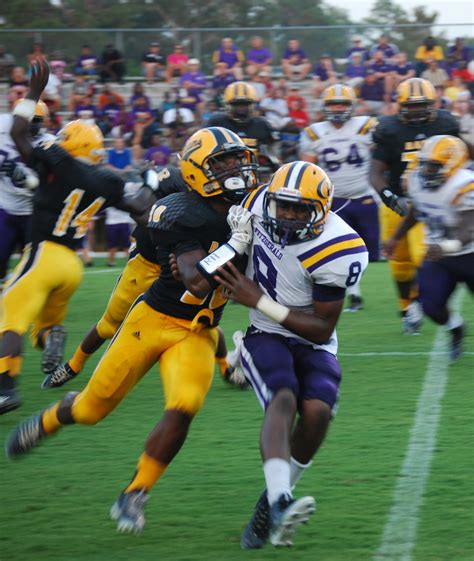 worth county rams football rams fall in fought home opener the sylvester