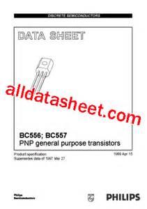 pnp transistor bc557 datasheet bc557 datasheet pdf nxp semiconductors