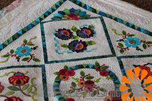 n quilt embroidery applique quilt