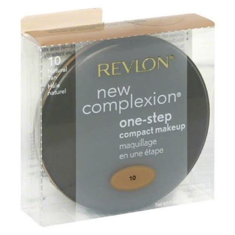 Revlon New Complexion revlon new complexion one step compact makeup 10