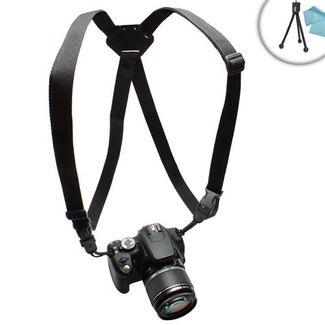 trueshot dslr digital camera harness strap  nikon