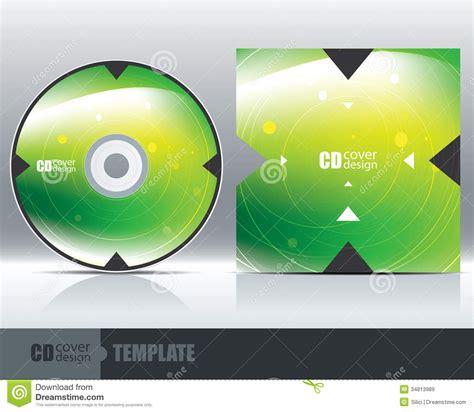 Cover Design Vorlagen Cd Cover Design Template Set 1 Royalty Free Stock Images Image 34813989