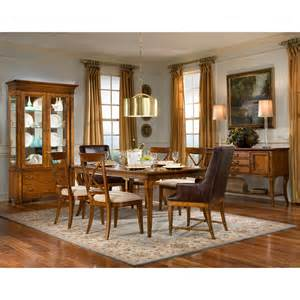 buy european legacy dining room set by hekman from www