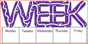 calendar template monday through friday monday through friday calendar 2012 052 pages mon thru fri