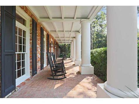 Brick Front Veranda Schritte by Brick Front Porch Home