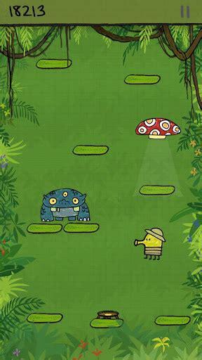 doodle jump plus test du jeu doodle jump sur android jeuxvideo