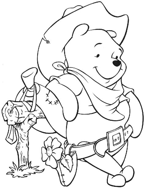 classic winnie the pooh coloring pages baby winnie the