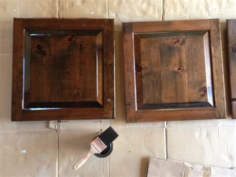 restaining cabinets for kitchen ayanahouse restaining kitchen cabinets darker ideas steps