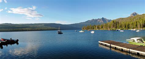 idaho boats file boats in redfish lake jpg