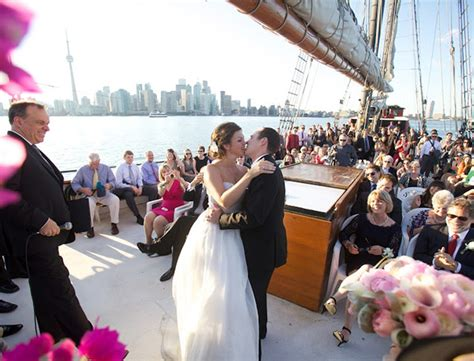 Wedding On A Cruise by Weddings Banquet Halls Catering Toronto Dinner Cruises